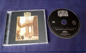 CD Ennio Morricone Once Upon A Time In America Es War Einmal Remastered +4 BONUS