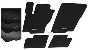 Mercedes-Benz Genuine OEM Carpeted Floor Mats 2012 to 2015 M-Class (W166)
