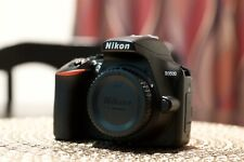 Nikon D3500 Digital SLR Camera Body - Black