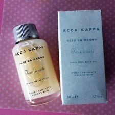 ACCA KAPPA Olio da Bagno tonificante 50ml huile tonifying
