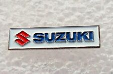 Suzuki Motorcycle enamel pin / lapel badge cruiser sportsbike custom
