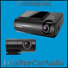 THINKWARE F770 FRONT & REAR DASHCAM BOTH FULL HD, GPS, WIFI & SPEED CAMERA, 32GB