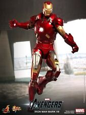 Hot Toys MMS185 1/6 The Avengers Iron Man Mark 7 MK VII MISB