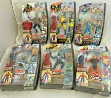 Hasbro Marvel Legends UNION JACK WOLVERINE SPIRAL SILVER SAVAGE SPIDER WARLOCK