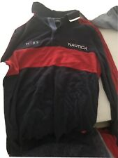 MENS Lge Nautica Jersey Collared Long Sleeve