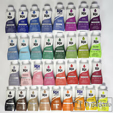 RIT - All Purpose Liquid Fabric Dye - 236ml - 37 Colours to Choose From :-)