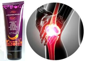 Hondrocream (75ml) against osteochondrosis, osteoarthritis NEW NEW