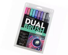 Great Price! TOMBOW ABT Dual Brush Pens Art Markers, Galaxy  Palette #56180