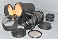 Canon EOS DSLR DIGITAL 135mm macro portrait lens 1100D 1200D 1300D 2000D 4000D +