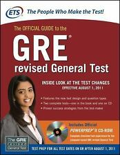 The Official Guide to the GRE by Educational Testing Service (2011, Mixed Media)
