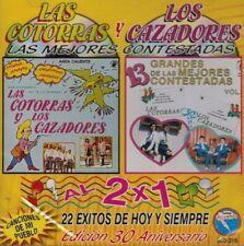 Las Cotorras Y Los Cazadores Las Mejores Contestadas CD New Sealed