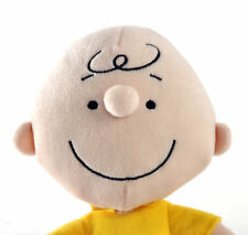 """Charlie Brown - Peanuts Soft Toy - 10"""" of Warm Happiness"""