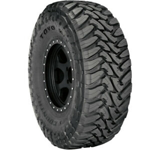 Toyo Open Country M/T Tire - 33X1250R20 114Q E/10 Long Lasting Durable