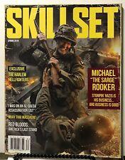 Skill Set Michael Sarge Rooker Harlem Hellfighter Spring 2018 FREE SHIPPING JB