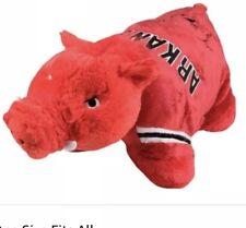 Arkansas Razorbacks My Pillow Pet Plush New