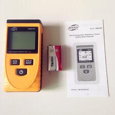 Electromagnetic Radiation Detector Meter Digital LCD Dosimeter Tester Counter
