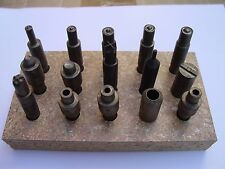 15 Tool Set for Lionel Train Repair made by Hobby Horse fits Chicago Rivet Press