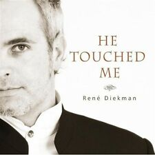 Rene Diekman - He Touched Me [New CD] Holland - Import