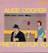 "ALICE COOPER ""PRETTIES FOR YOU"" ORIG US 1969 VG/VG++"