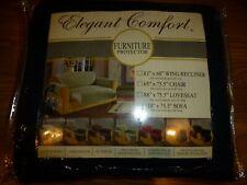 Elegant Comfort Reversible Sofa Protector - NEW
