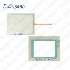 6AV6640-5CA20-0DP0 Touch screen for 6AV6 640-5CA20-0DP0 TP177 with Front overlay