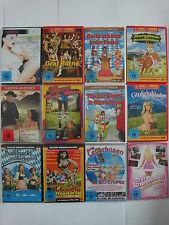 Erotik Paket Sammlung Konvolut - 4 aus 12 Filme wählen - sexy Kult Erotic Comedy