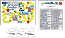 HOMOPHONE HERO GAME – teacher resource LITERACY/GRAMMAR