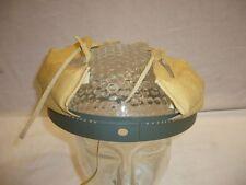Stahlhelm Innenfutter aus Leder für M16, 60er Glocke, Grösse 53-54