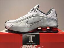Nike Shox R4 ~ BV1111 100 ~ Uk Size 6
