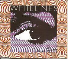 DURAN DURAN White Lines w/ 2 RARE MIXES & DEMO CD Single SEALED Led Zeppelin trk