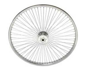 "Tricycle Trike 24"" with 72 spokes w Hollow Hub Bike Bicycle Wheel"