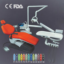 UK Dental Protable Unit Chair Computer Controlled Stools TJ2688 C3 110V/220V