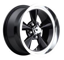 17x7 Us Mag Standard U107 5x4.5 et1 Black Gloss Wheel (1)