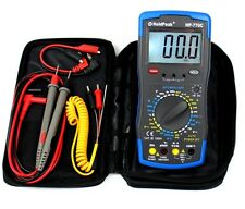 Profi Digital Multimeter NCV Kapazität Induktivität Temperatur HoldPeak HP-770C