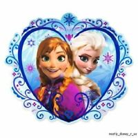 NEW Disney Store Exclusive Frozen Anna And Elsa Place-Mat Mealtime Magic Purple