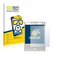 AirGlass VITRE PROTECTION VERRE pour BlackBerry Passport
