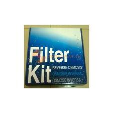 Kit de 4 cartuchos para sustitución en equipos de osmosis compacta SailBoat