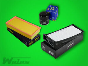 INSPEKTIONSPAKET CITROEN C5 I 1,8 2,0 16V 2,0 2,2 HDi Luft- Öl- Pollenfilter