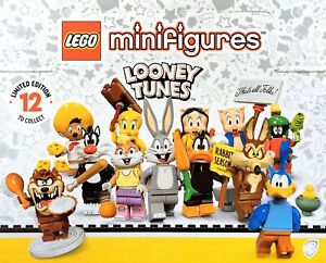 71030 LEGO Looney Tunes Series Full Set of 12 Minifigures ✅Sealed IN STOCK!