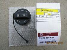 18 KIA STINGER BASE GT GT1 GT2 EX FUEL GAS TANK FILLER CAP WITH TETHER OEM NEW
