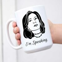 Kamala Harris I'm Speaking Coffee Mug