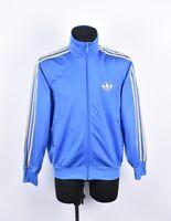 Adidas Hombre Jersey Chaqueta de Chándal TALLA M