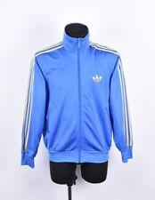 Adidas Hommes Tricot Veste de Survêtement TAILLE M