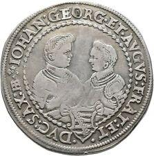 Sachsen 1/2 Taler 1603 Dresden Münze Coin (S139)