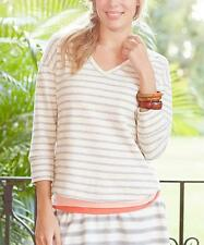 NEW Matilda Jane Size S ANYTHING BUT ORDINARY Top Tee Hello Lovely