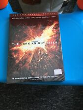 The Dark Knight Rises (batman) 2 Disc Dvd