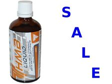 PURE HMB Liquid 100ml TREC  LEAN MASS FAST ABSORPTION MAXIMUM STRENGTH FREE P&P