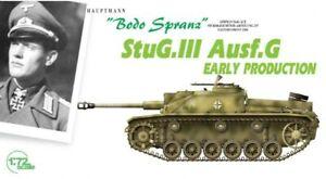 Dragon Armor 60368 1/72 DX08 Stug.III Tank Ausf.G Bodo Spranz Eastern Front 1943