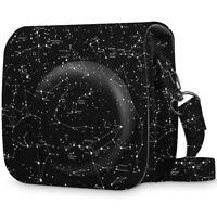 For Fujifilm Instax Mini 8 Mini 8+ Mini 9 Camera Case Bag Cover - Constellation
