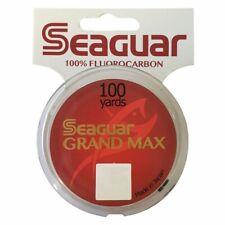 SEAGUAR GRAND MAX  100% FLUOROCARBON TIPPET
